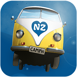 Camping NZ App Icon