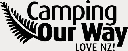 Camping Our Way logo