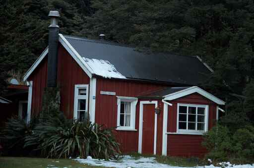 Arthur's Pass Historic Village Walk