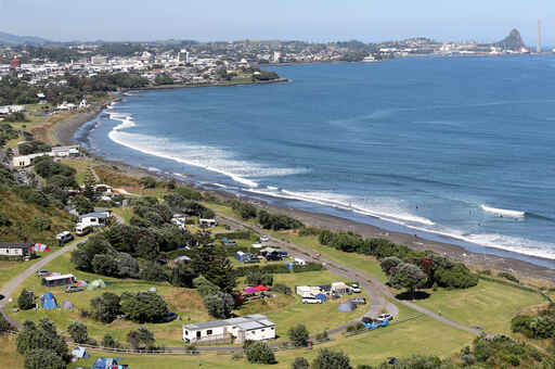 Fitzroy Beach Holiday Park