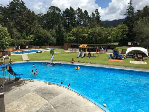Sapphire Springs Holiday Park and Thermal Pools - Katikati