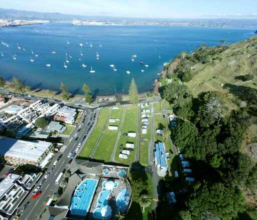Mount / Mt Maunganui Beachside Holiday Park