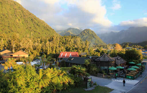 Rainforest Retreat - Franz Josef Glacier