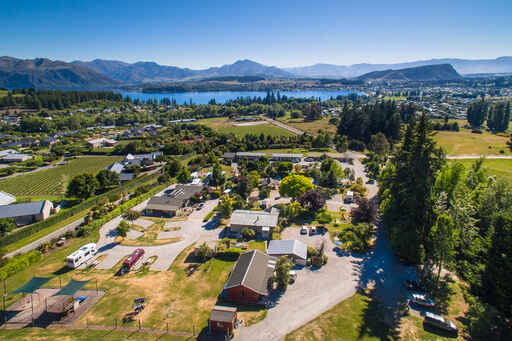 Wanaka Kiwi Holiday Park and Motels