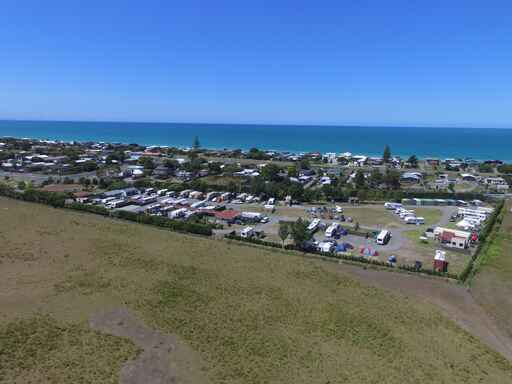Hawkes Bay Holiday Park - Napier