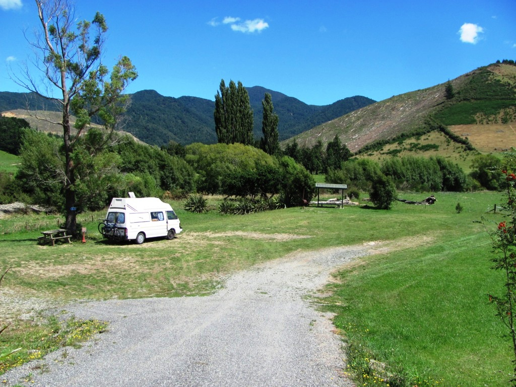 Alfred Stream Reserve Overnight Parking Rai Valley Marlborough Nz 16 Travel Reviews For Alfred Stream Reserve Overnight Parking Rai Valley Photos