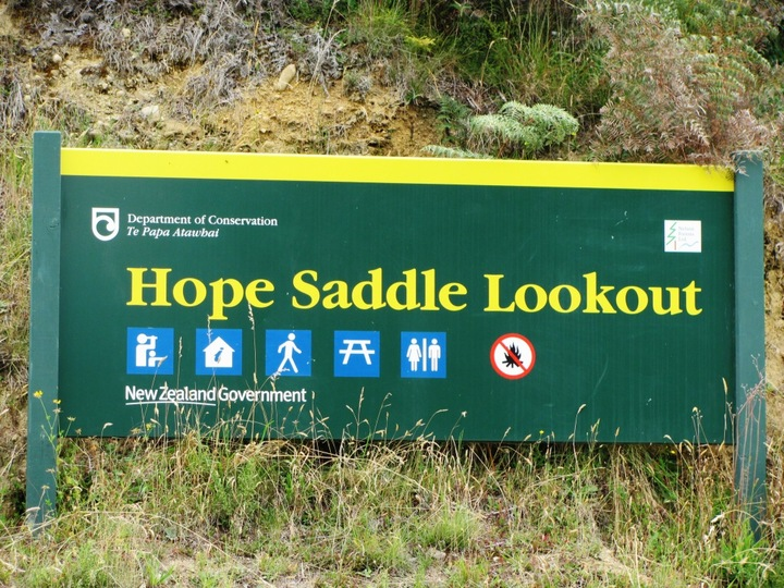Hope Saddle Lookout