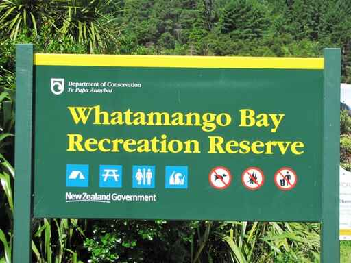 Whatamango Bay