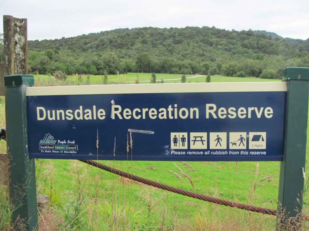 Dunsdale Recreation Reserve