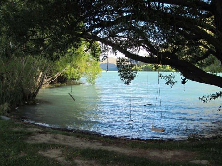 Primo rope swings