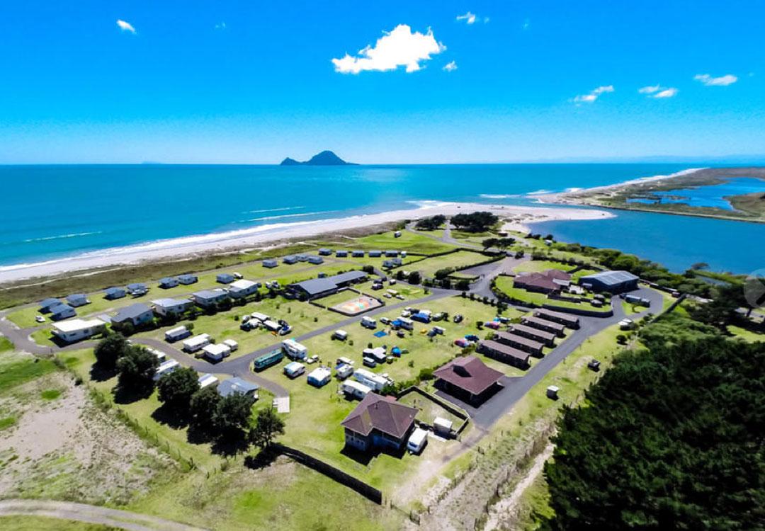 Thornton Beach Holiday Park, Bay of Plenty, NZ - 20 travel reviews ...