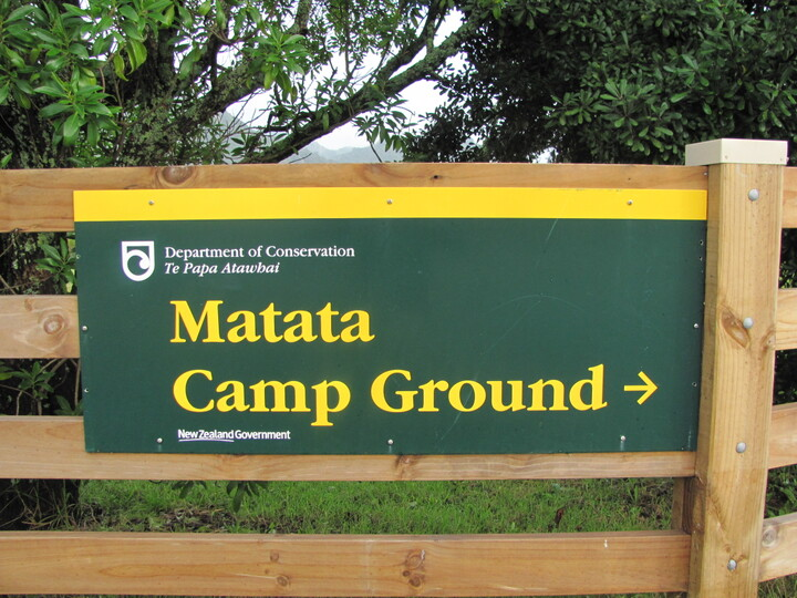Matata Camp Ground