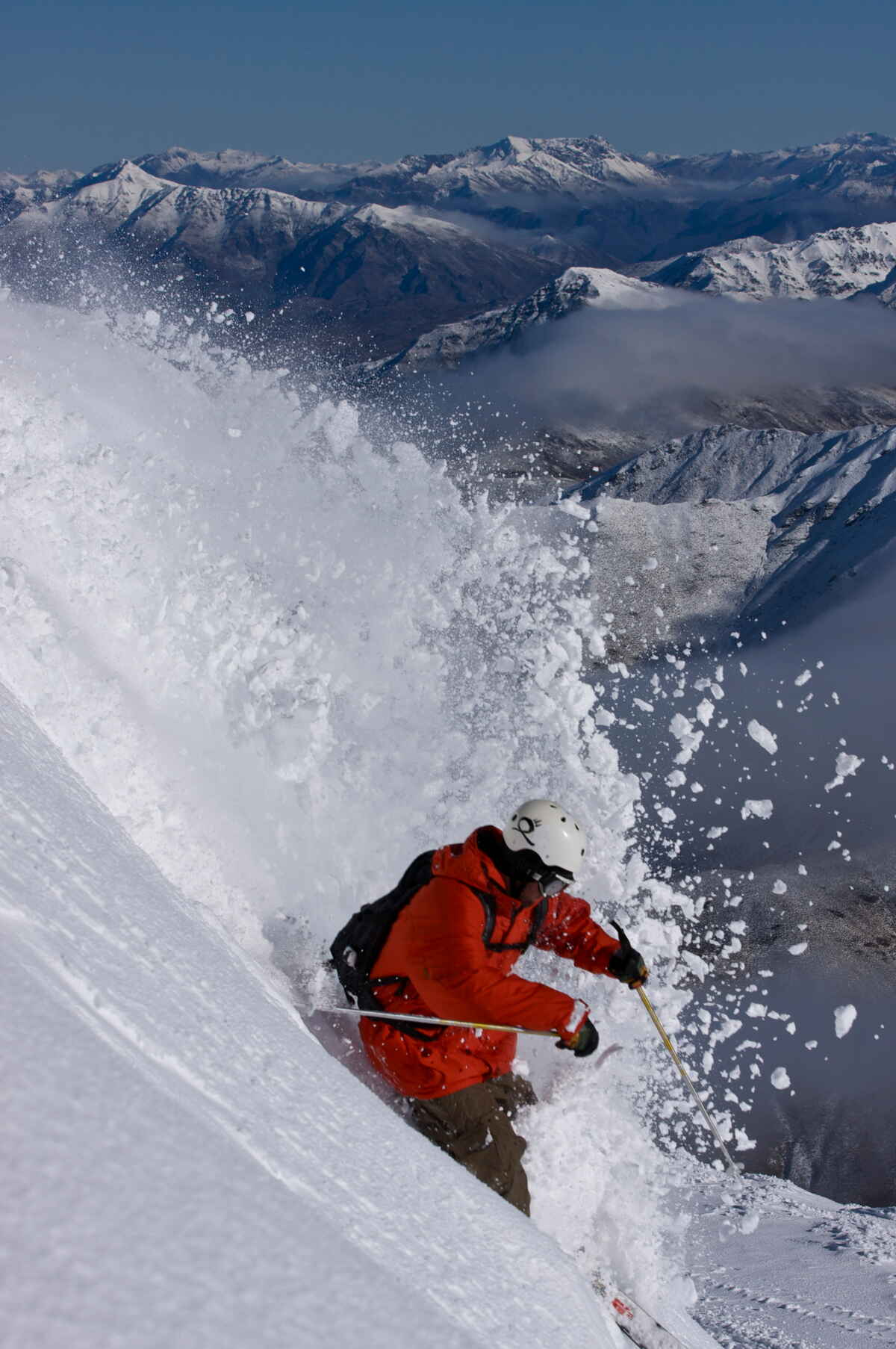 Powder! - NZ Snow Tours