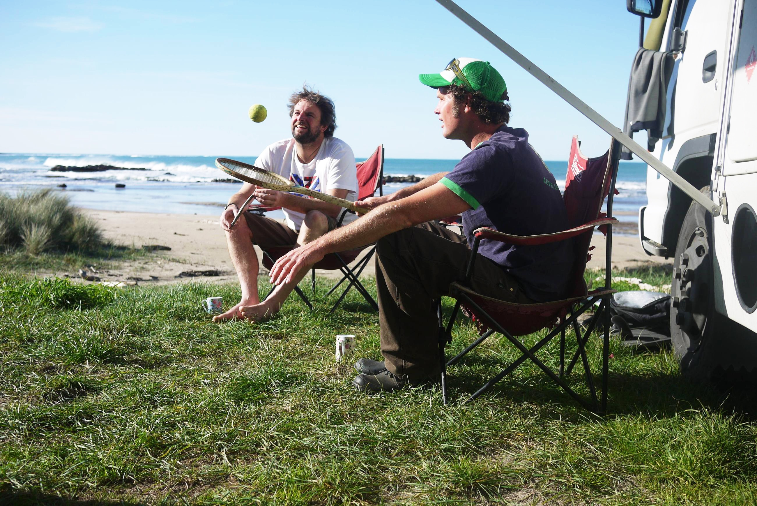 Pouawa Beach & Pouawa Beach - Freedom Camping Out East NZ - 5 travel reviews ...