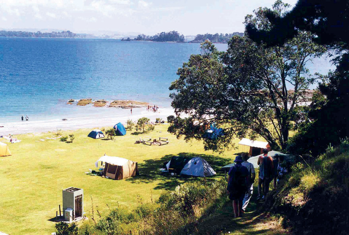 Motuora Island Recreation Reserve