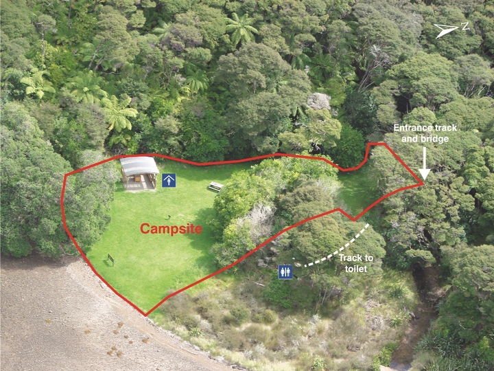 The Green Camping Ground
