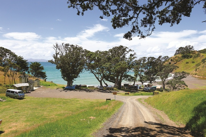 Fletcher Bay Camping Ground