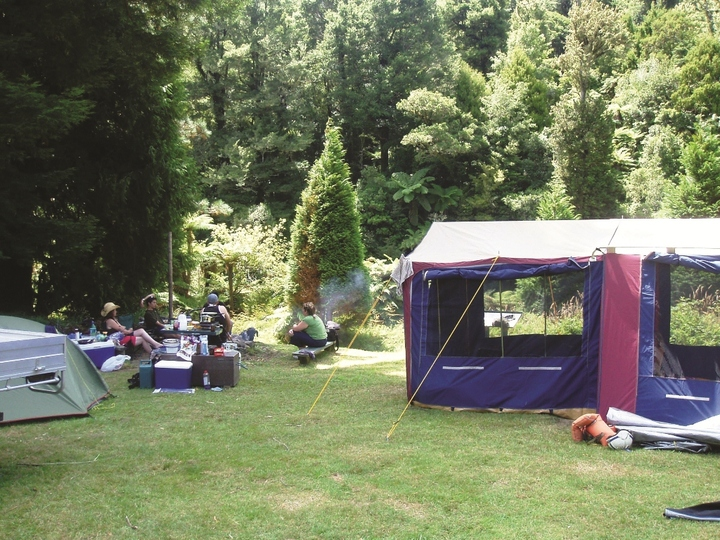 Whitikau Camping Ground
