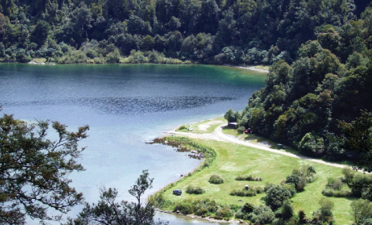 Mokau Landing Camping Ground