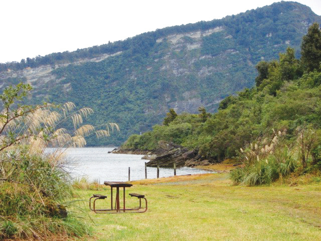 Rosie Bay Camping Ground