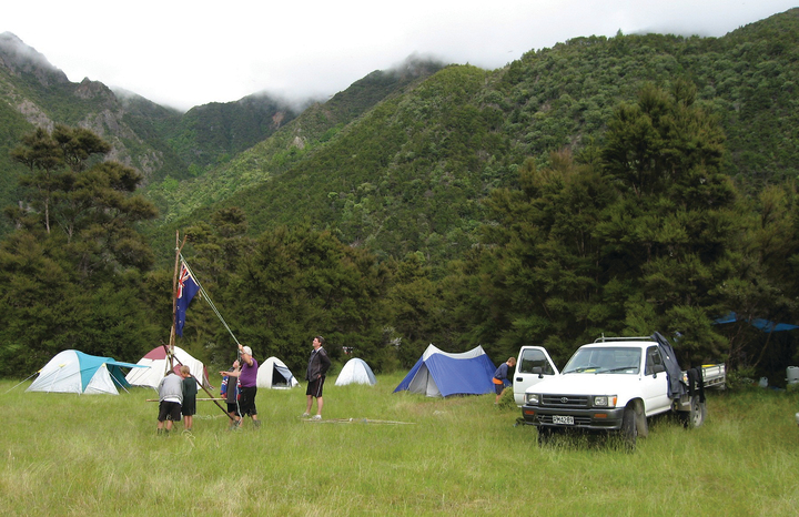 Kuripapango Camping Ground