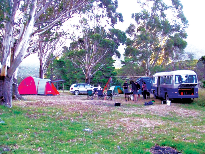 Bucks Road Camping Ground