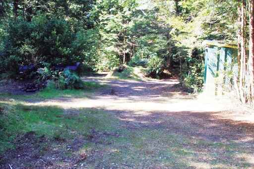 Army Road Camping Ground - Kaimanawa Forest Park