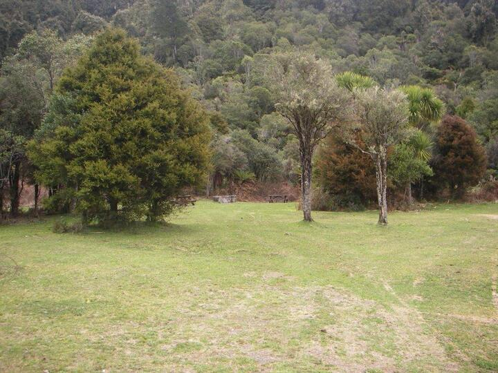 Mid Okahu Camping Ground