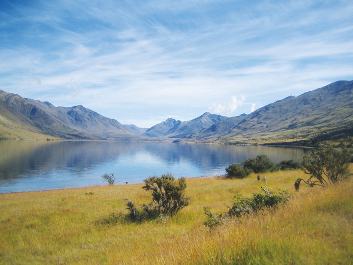 Mavora Lakes Camping Ground