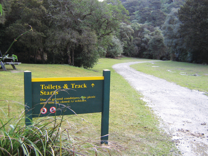 Trotters Gorge Camping Ground