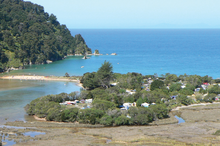 Totaranui Camping Ground