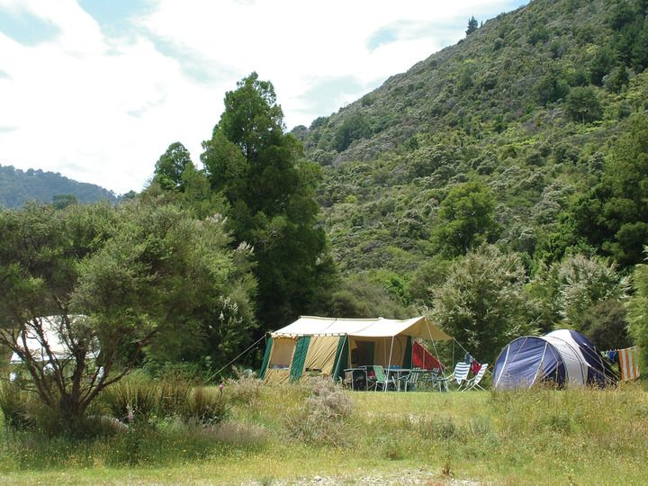 Harvey Bay Camping Ground