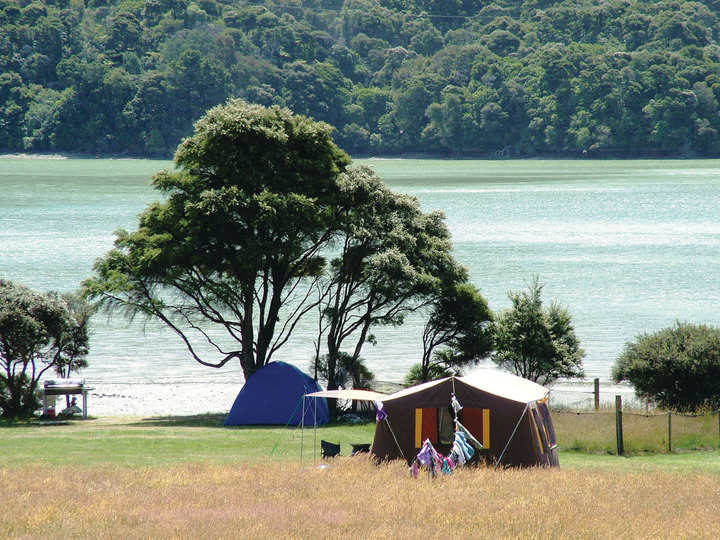 Kenepuru Head Camping Ground