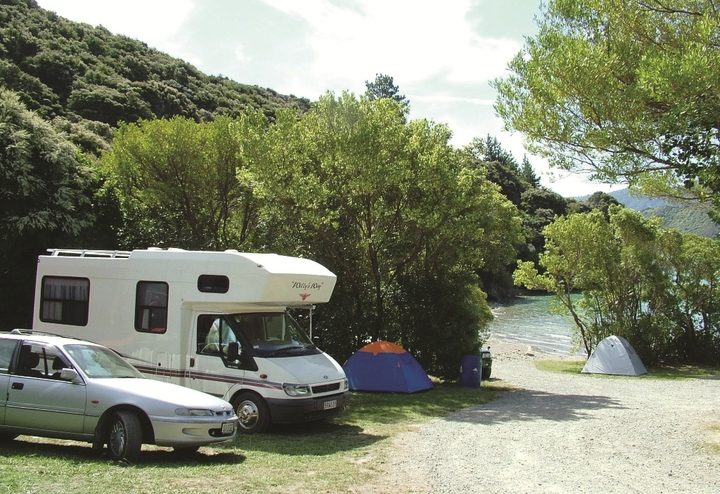 Cowshed Bay Camping Ground