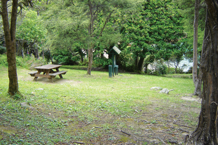 Schoolhouse Bay Camping Ground