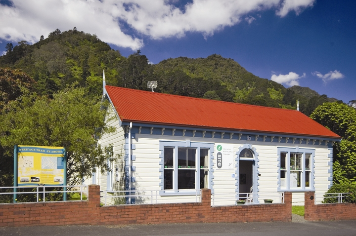 NZ's oldest purpose built Information Centre.