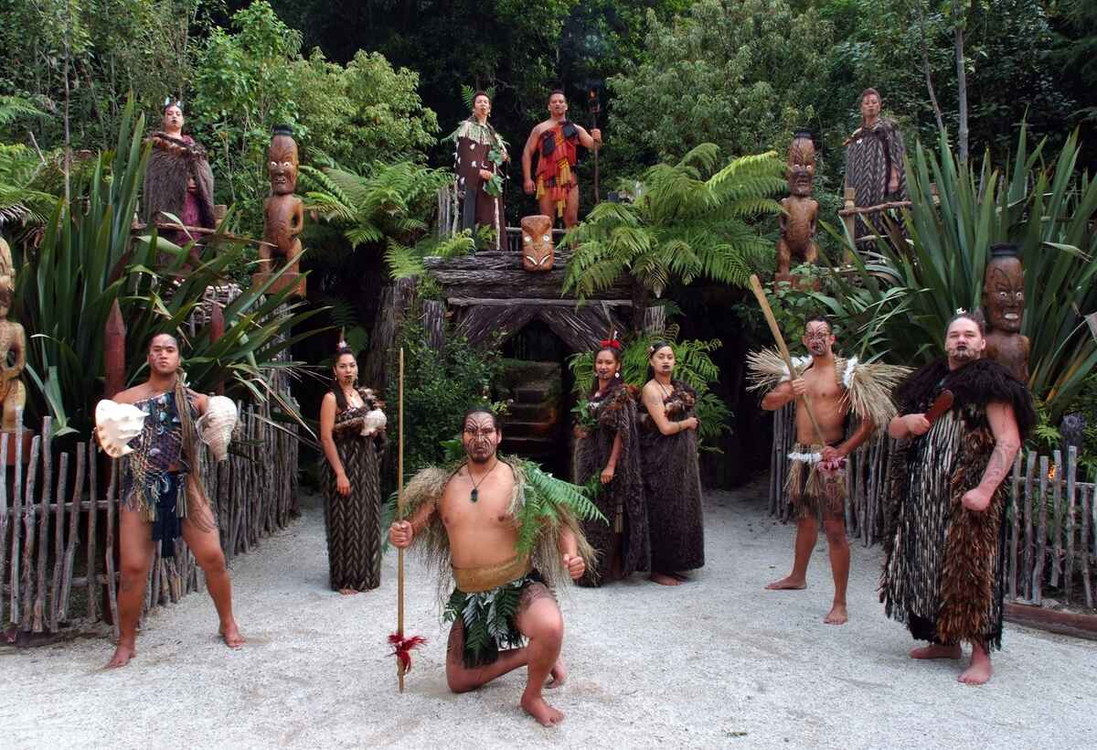 Tamaki maori village rotorua rotorua region nz 199 travel reviews