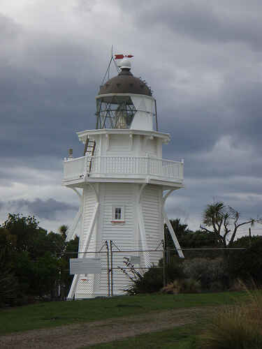 Another Lighthouse on prime real estate