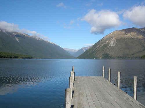 St.Arnaud New Zealand  city photo : St Arnaud Range Track Lake Rotoiti, Nelson Region, NZ 8 travel ...
