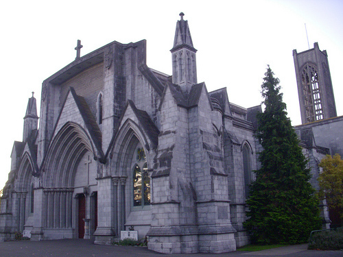 The Nelson Cathedral