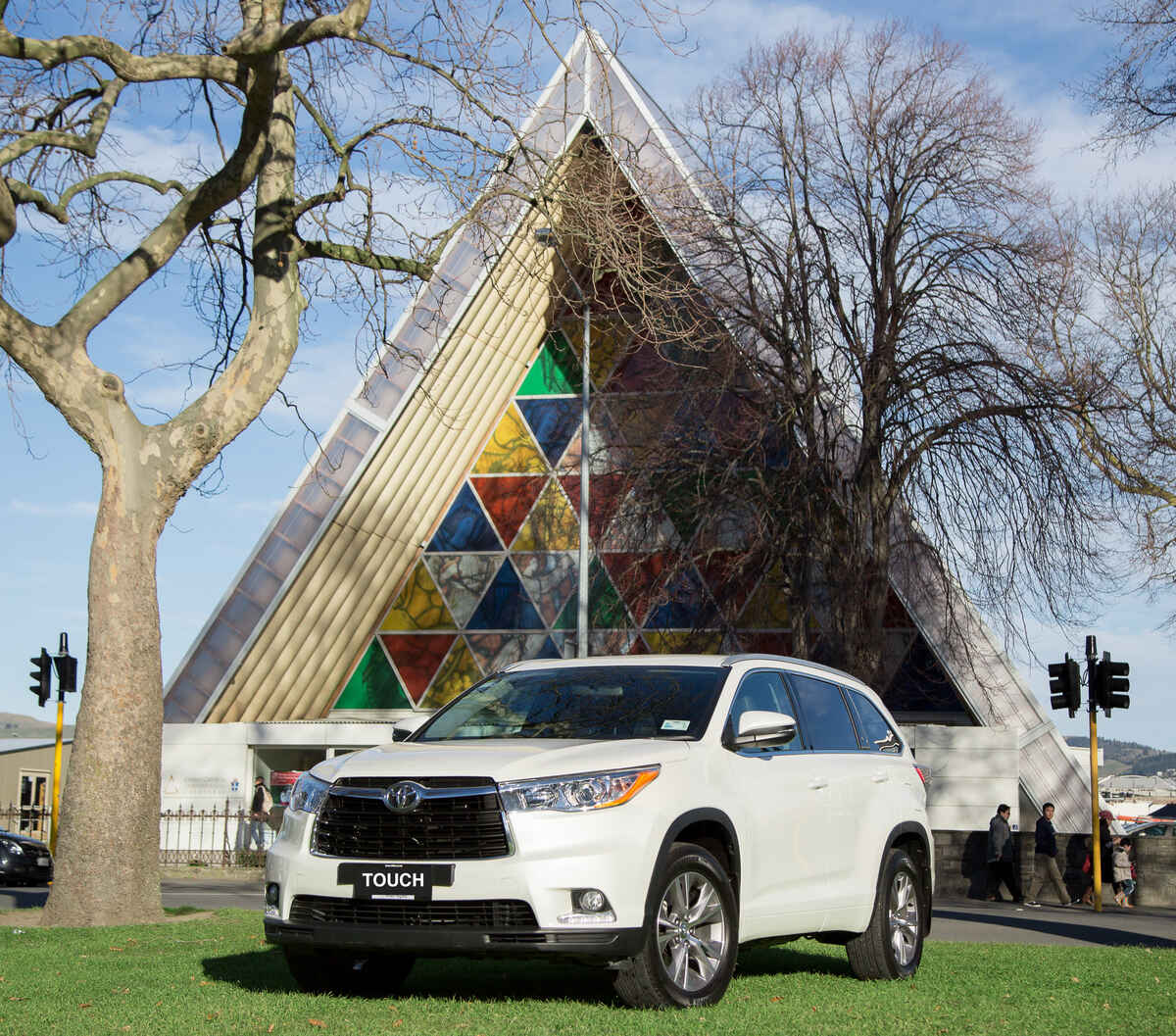 The all new Toyota Highlander