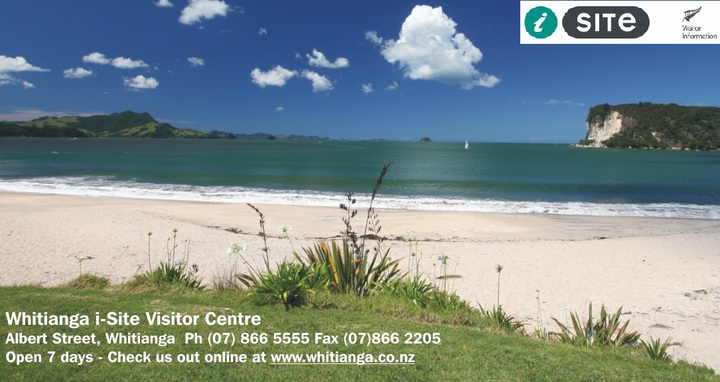Buffalo Beach, Whitianga