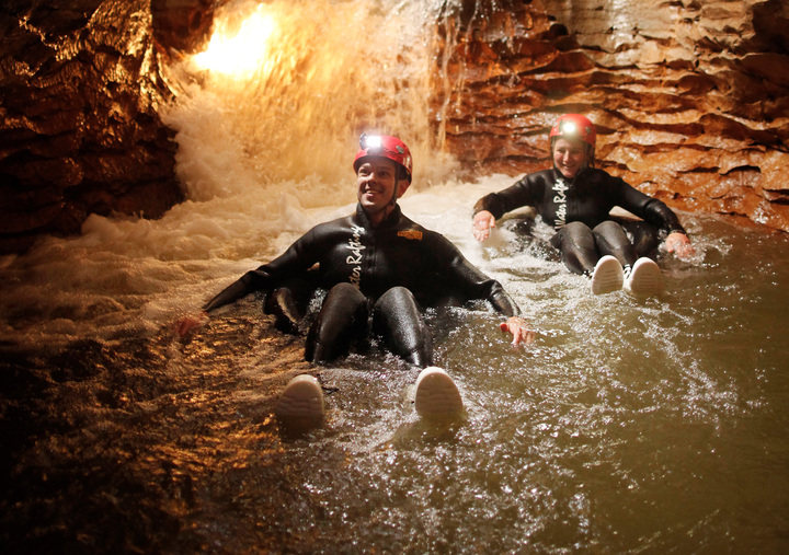 The Legendary Black Water Rafting Co., Waikato, NZ - 292 travel ...