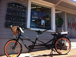 Tandem cruiser electric assist 95$day- see more do more