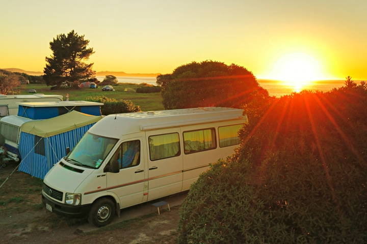 Kaikoura's Only Beachfront Holiday Park