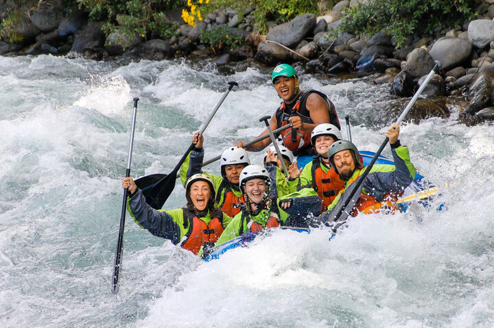 Tongariro White Water - NZ's Best Half-Day Adventure!