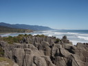 Pancake Rocks and blowholes, Punakaiki - Photo: DOC