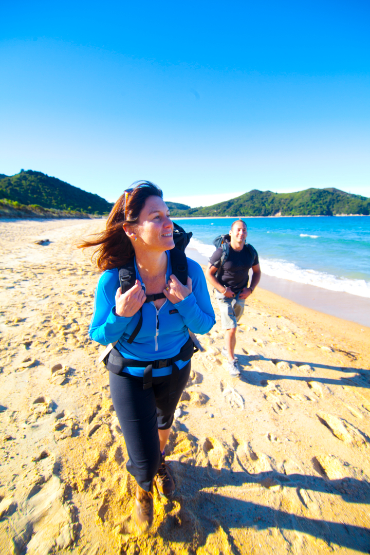 Abel Tasman Coast Track - Photo: DOC / 90 Seconds