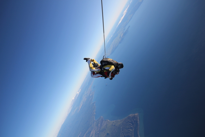Jump from 12,000 ft or 15,000 ft!