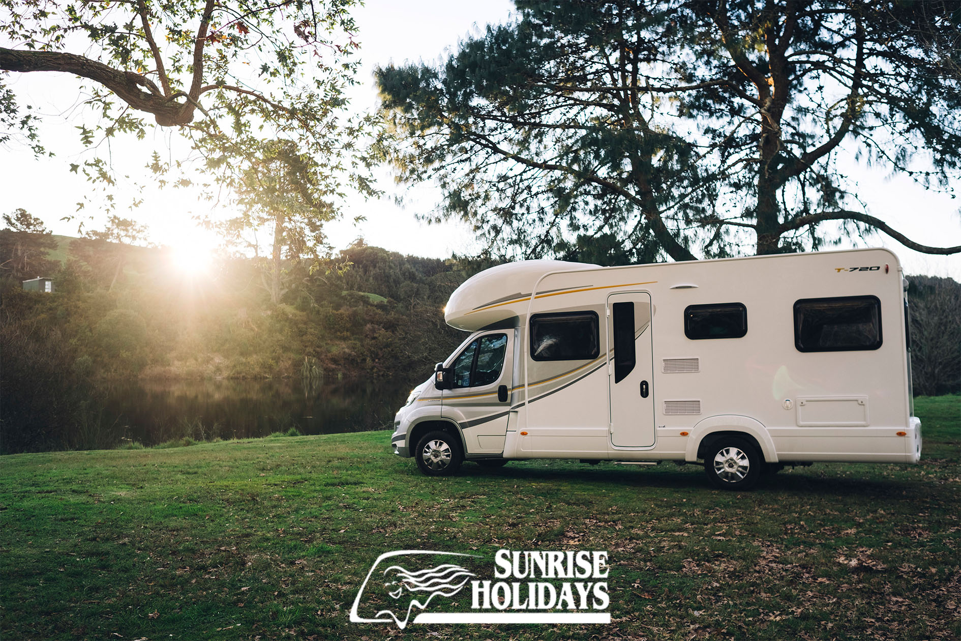 Sunrise Holidays Campervan Hire Auckland Region NZ
